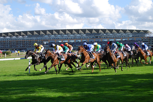 Royal-Ascot-horse-racing-in bray